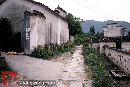 关麓 Guanlu village