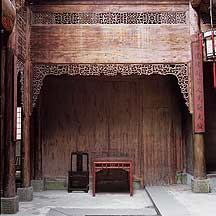 明清室内图 Ming and Qing dynasty Interiors