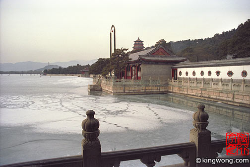 颐和园 - 昆明湖 Yiheyuan - Kumming Lake