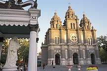 Picture of 北京市 -- 教堂 Beijing City -- Church