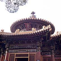 Picture of 故宫--万春亭 Gugong(The Palace Museum)--Longevity Pavillion