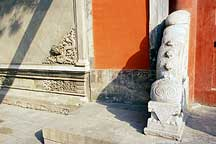Picture of 门墙 Entrance doorway