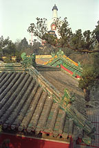 Picture of 颐和园 Yiheyuan - Rooftops