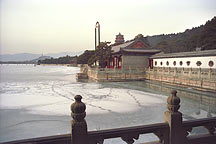 Picture of 颐和园 - 昆明湖 Yiheyuan - Kumming Lake