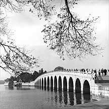 Picture of 十七孔桥 Seventeen-arch Bridge