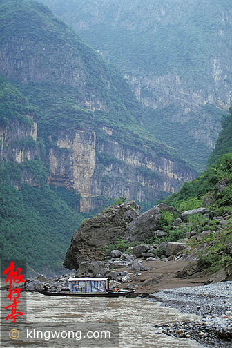 长江 Yangzi River Area