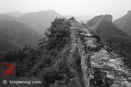 蟠龙山长城 Panlongshan Great Wall