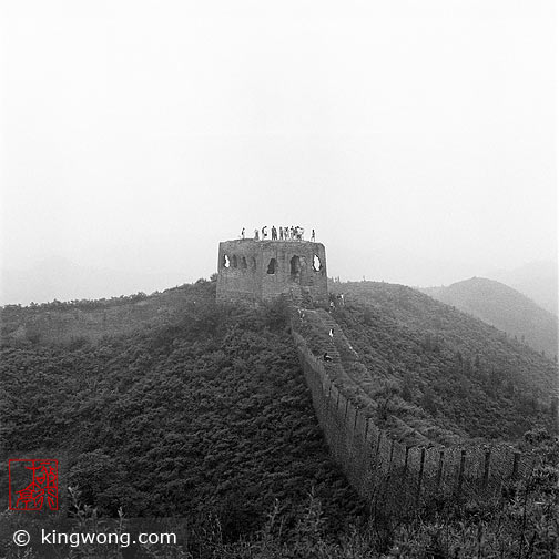 蟠龙山长城 - 将军楼 Panlongshan (Coiling Dragon Mountain) Great Wall