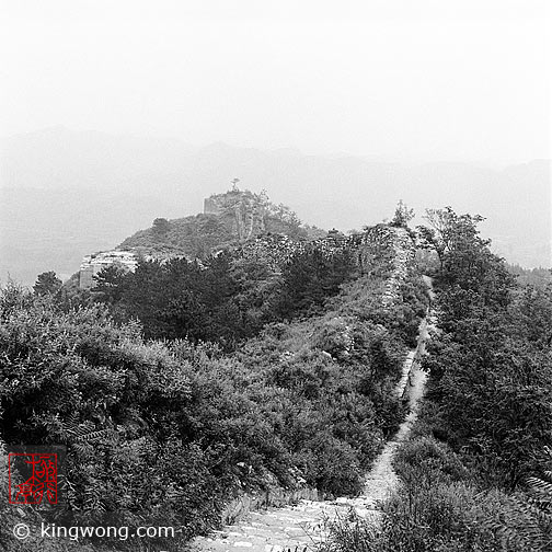 卧虎山长城 Wohushan (Crouching Tiger) Great Wall