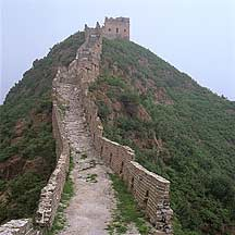Jinshanling Great Wall,Jinshanling
