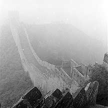 金山岭长城图 Jinshanling Great Wall image
