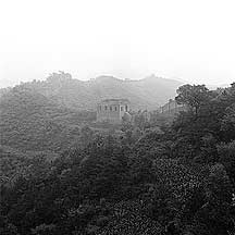Picture of 蟠龙山长城 - 敌楼 Panlongshan (Coiling Dragon Mountain) Great Wall