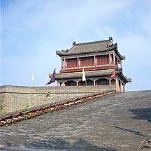Picture of 老龙头 - 城楼 Laolongtou (Old Dragon Head) - Tower