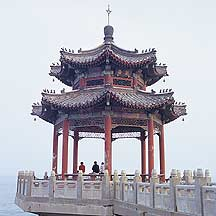 Picture of 老龙头 - 亭 Laolongtou (Old Dragon Head) - Pavillion