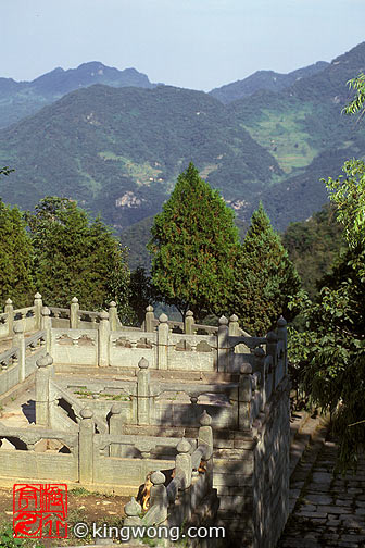 武当山 Wudangshan ( Wudang Mountains )