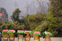Picture of 天子山 Tianzishan (Tianzi Mountains)