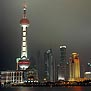上海市 - 东方明珠电视塔 Shanghai City - Eastern Pearl Tower