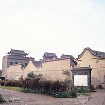 Picture of 虏�录�麓贸�潞 - �媒露��� Cao Family's Compound