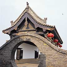Picture of 曹家大院 - 三多堂 - 赏月亭 Cao Family's Compound
