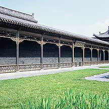 Picture of 常家庄园 - 石芸轩书院一角 Chang Family's Compound - Shiyunxuan Library