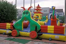 Picture of 吐鲁番市游戏场 Tulufan (Turfan) - Children playground