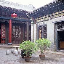 曹家大院 - 三多堂 Cao Family's Compound - San Duo Tang